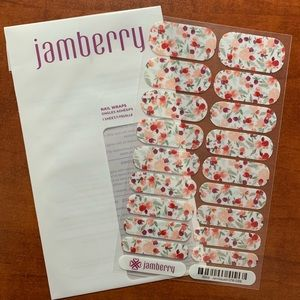 Jamberry JamSquad Exclusive Very rare Full sheet